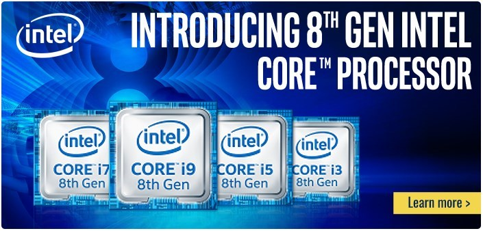 Intel 8th Gen #2